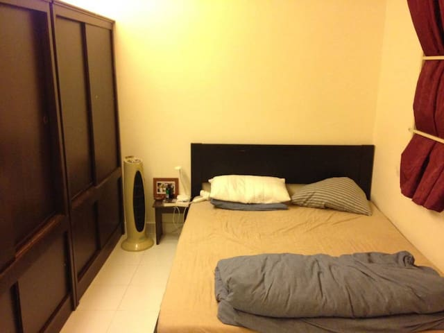 2Room 1Bath @E-Tiara Serviced Apartments