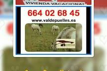Vivienda Vacacional Valdepuelles