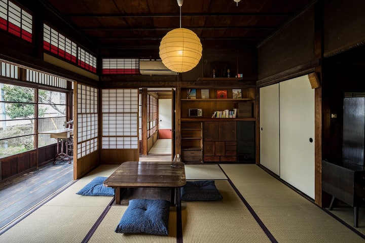 日本の暮らしをたのしむ、みんなの実家【平野邸 Hayama】