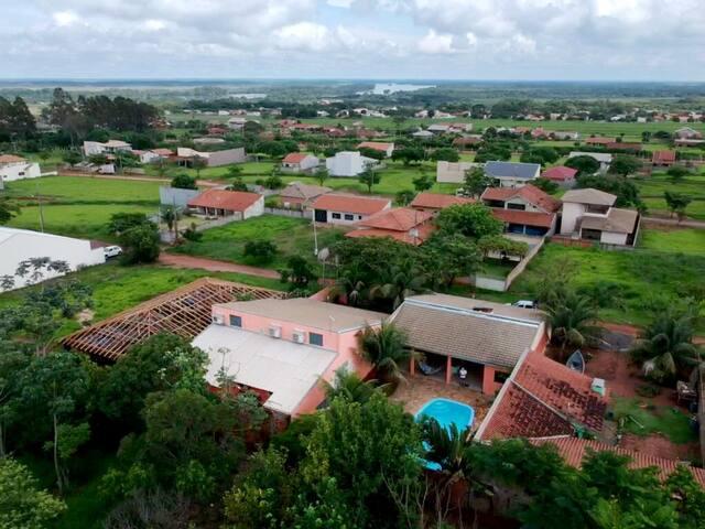 Casa dos Sonhos no Rio Paraná