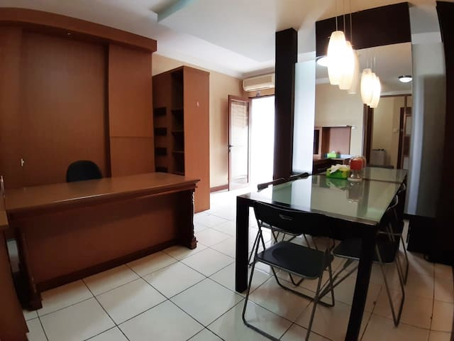THE MAJESTY APARTMENT - 1BR, Pasteur Bandung