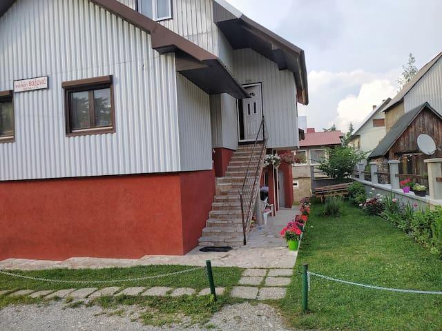 Apartments Bozovic