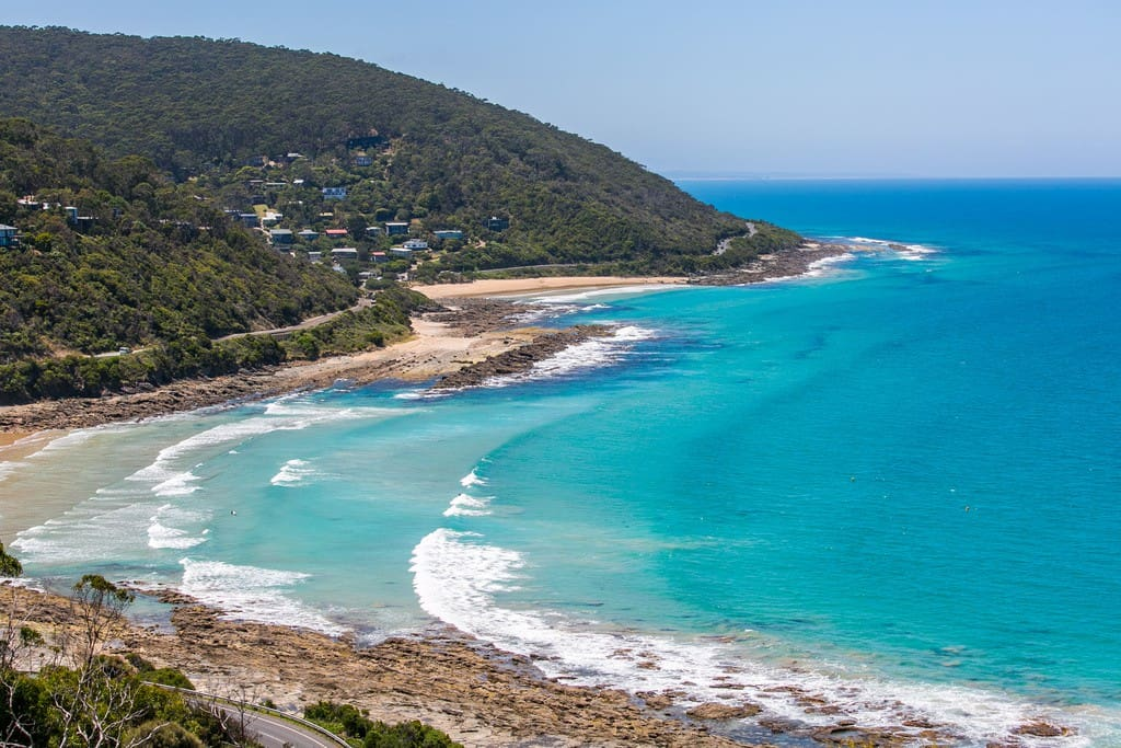 Arguably the best views in Wye River