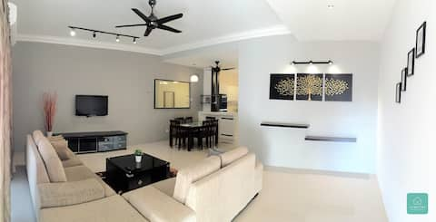 ★Super Promo★Jomstay - Grey House (Ipoh)