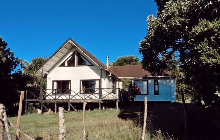 Cabaña del Lago Huillinco