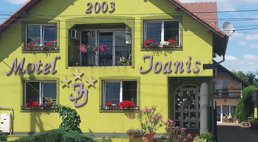 Motel Ioanis - Municipiul Arad