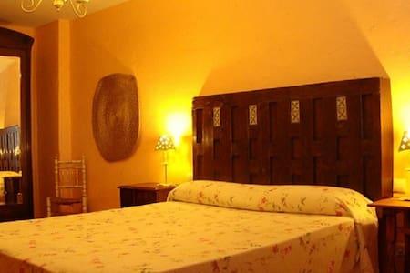 Habitaciónes privadad individuales o dobles - Durón - Chalet