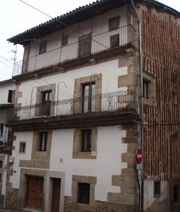 Casa de la Cigüeña - Candelario