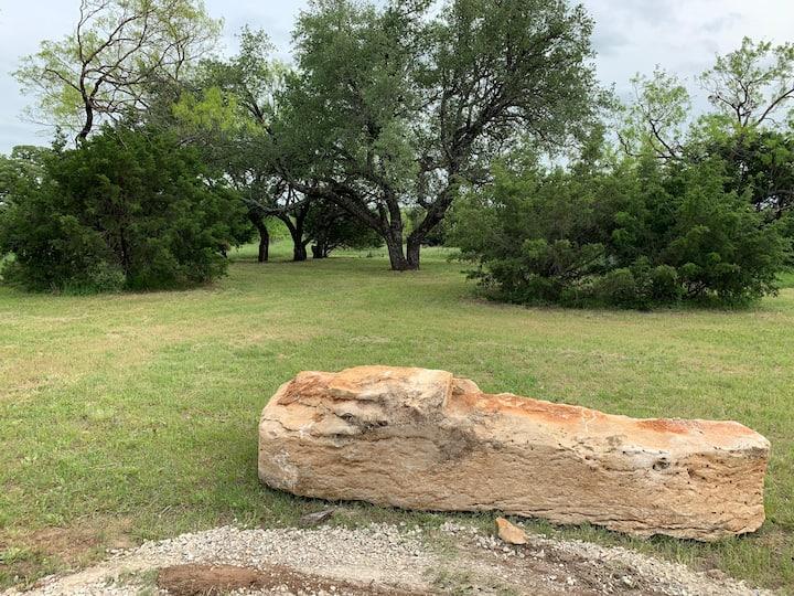 """Marluc Bella Vita Ranch """"Refuge"""" Group Campground"""