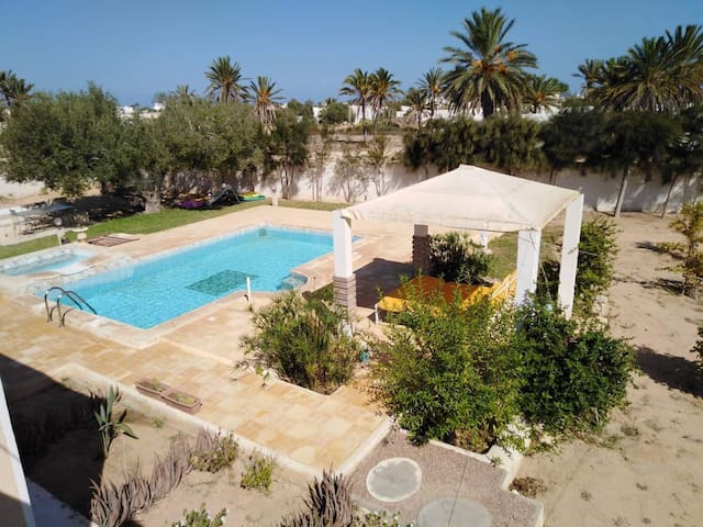 Palms Blue, Houmt Souk, Djerba