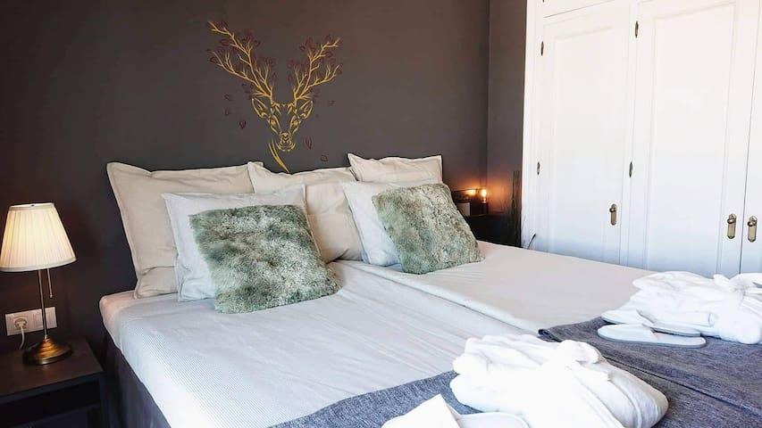 Carmen Rooms 'Double Deluxe Room'