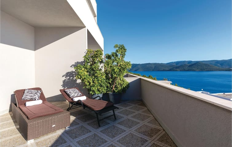 Holiday apartment with 1 bedroom on 42m² in Klek