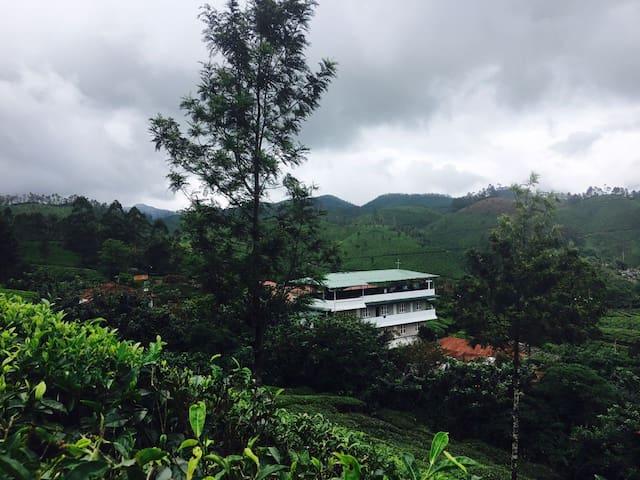 Malankara-Tea Plantation Retreat