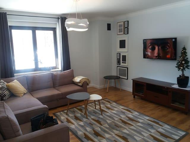 Apartament pod zegarem - Wisła - Huoneisto