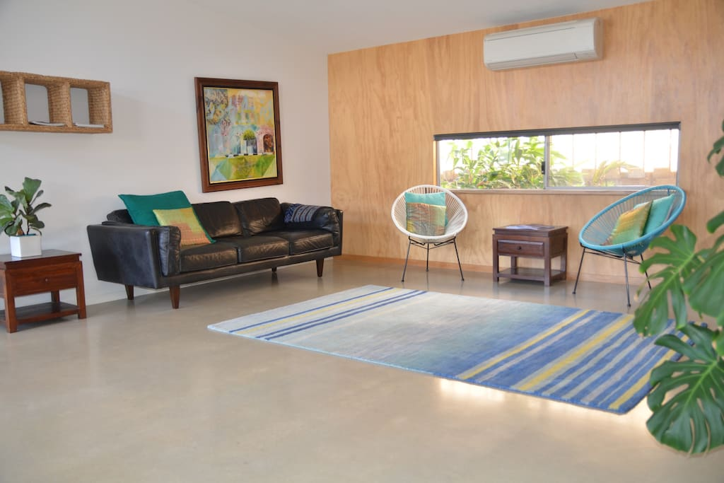Modern and relaxing
