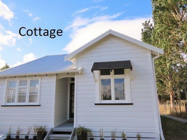 The Winedrinkers Cottage - Carterton - Kabin