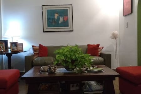 Casa con patio y parrilla - Buenos Aires