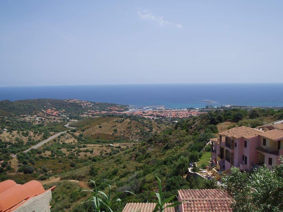 Trilocale vista mare case in affitto a budoni sardegna for Affitto case a budoni