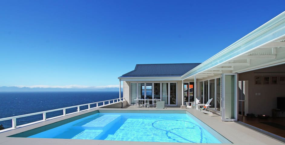 DreamVilla CapeTown-StunningSeaView - Cape Town - House