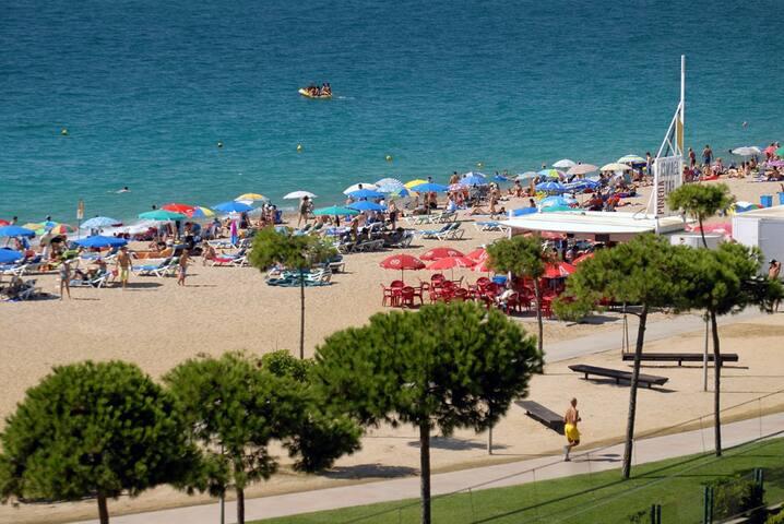 Nice Flat next to the beach - Pineda de Mar