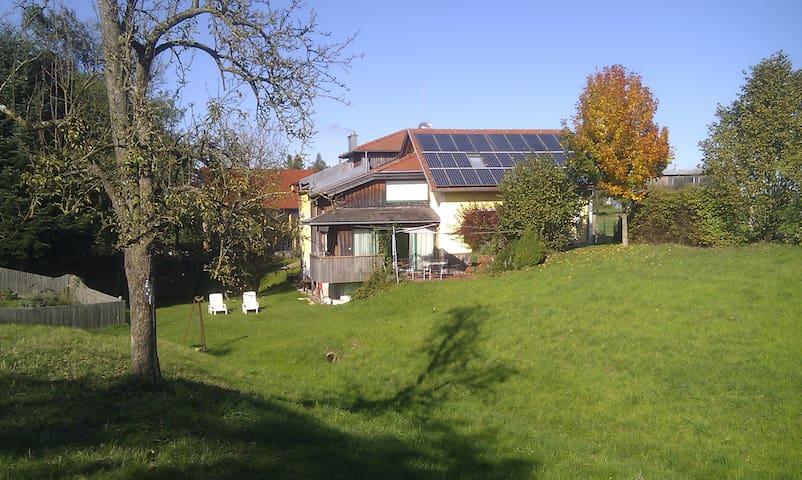 Ferienhaus kleine Winten - Winten - Hus