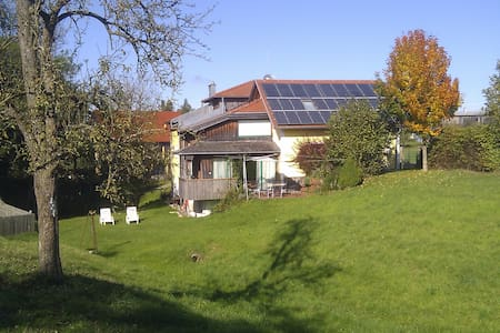 Ferienhaus kleine Winten - Winten - Ev