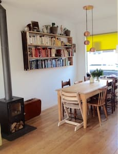 Nice familyhouse near city centre! - Utrecht - Ház