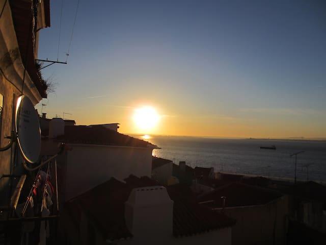 2-Zimmer-Wohnung in Lissabon Alfama