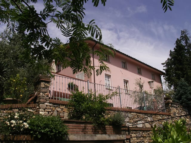 Holiday Houses on the hill Linda 1 - Ruota (Lucca) - Departamento