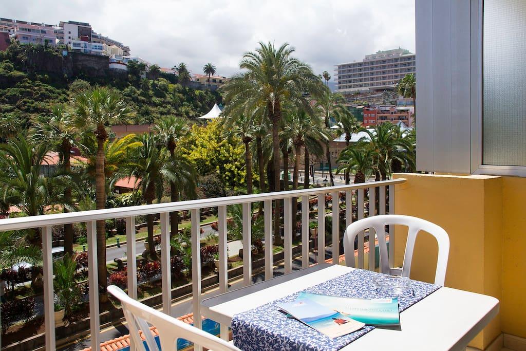 Estudi con magnificas vistas apartments for rent in for Estudio puerto de la cruz