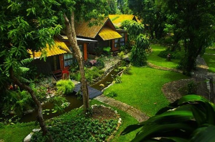 Areeya Phuree Resort  Vila Mountain - Tambon Tha Ton