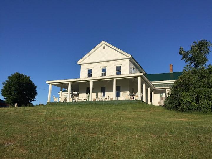 Valley View Farm Farmhouse