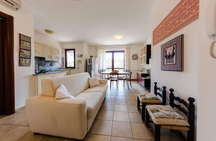 Grazioso appartamento Arzachena - Arzachena - Apartamento