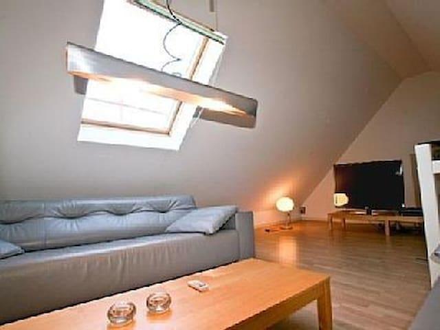 Moderne Ferienwohnung - FeWo 1 - Bergen auf Rügen