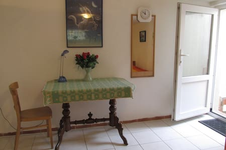 1-room apartment in the Souterrain