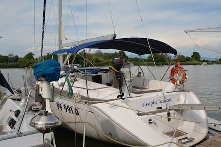 Bellissima barca a vela! Mare,terra - Marina di Pisa
