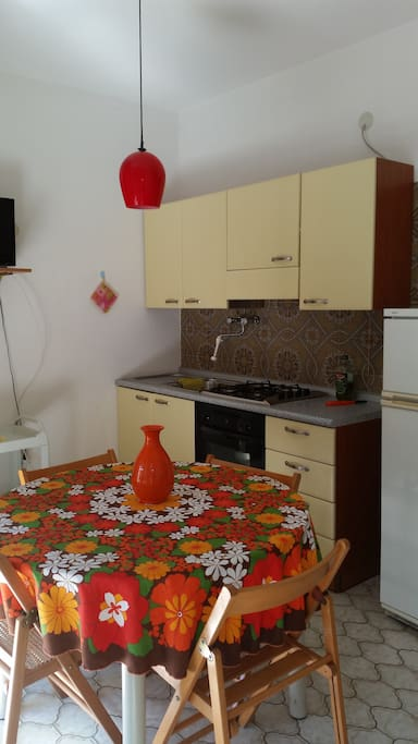 1° appartamento cucina abitabile