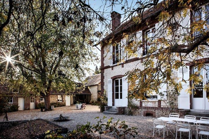 Riverside House, a countryside escape - 7 bedrms