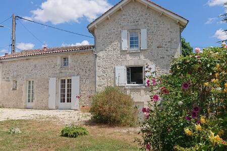 Petite maison en cœur de village