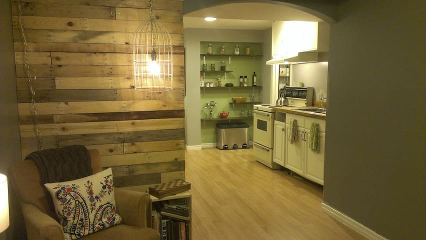 Cozy Basement Apartment Guelph - Guelph - Apartament