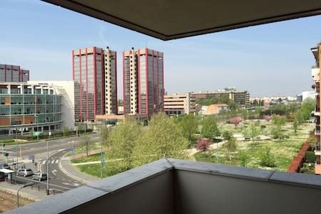 Shining open View and free Parking - Apartment