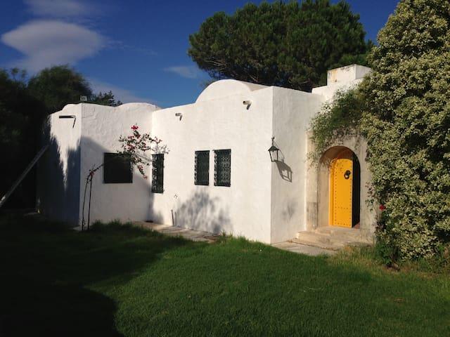 Maison de campagne au Cap Bon - Béni Khalled - Huis