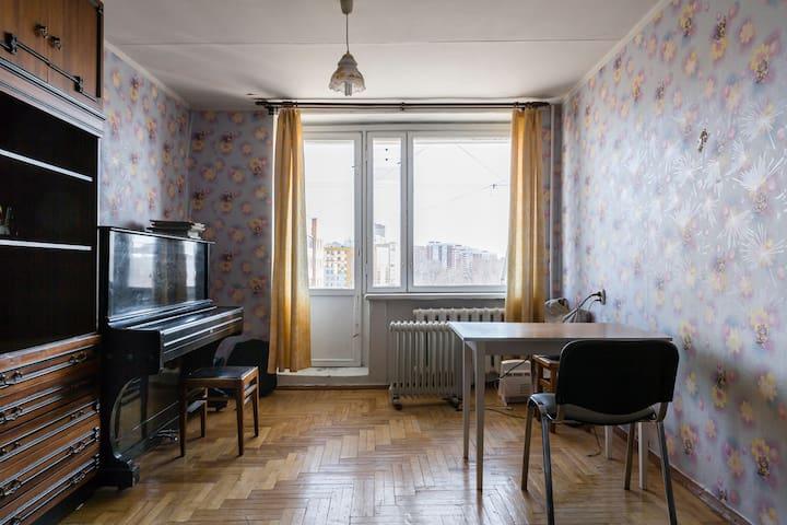 9й этаж кирпичной башни - Московская область - Appartement