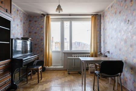 9й этаж кирпичной башни - Московская область - Apartament