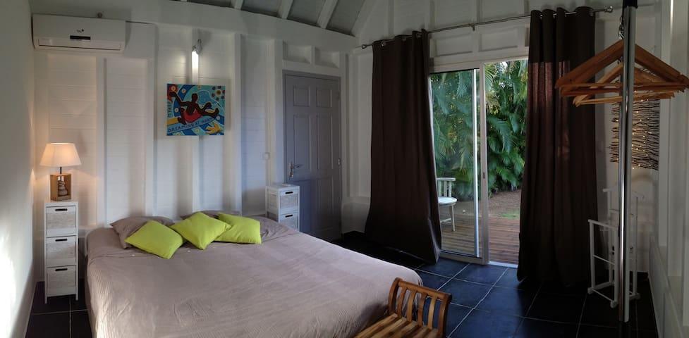 Belle chambre d'hôte de standing - Baie Mahault - Villa