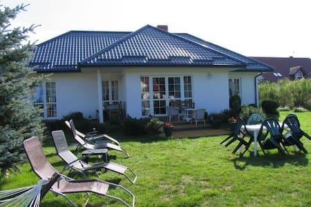 Ferienhaus an der polnischen Ostsee - Dąbki