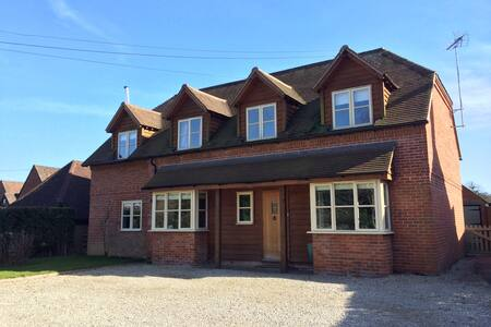 Stunning 5 Bed rural family home - Oxfordshire - Haus