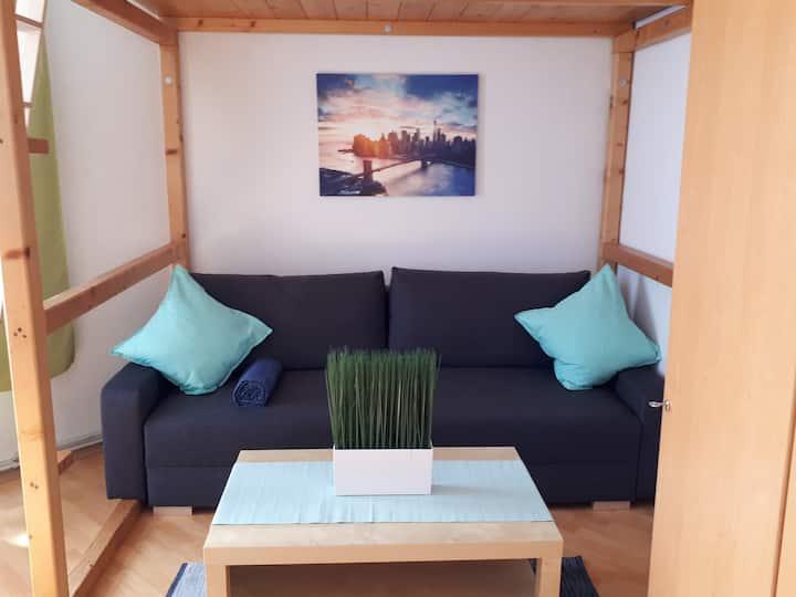 Cozy Studio Apartment in a convenient location