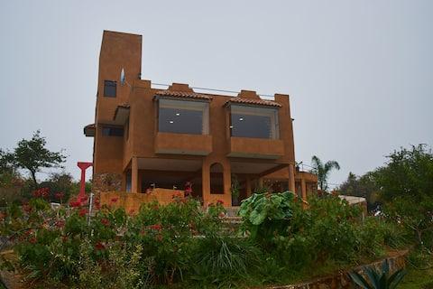 Casa de Campo Las Palmas en Patzcuaro
