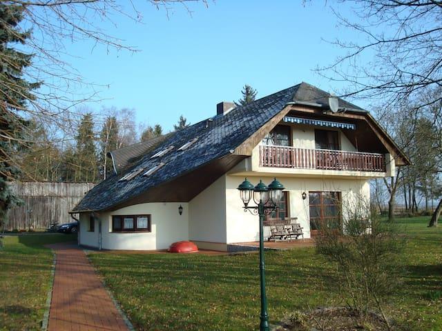 Wohnung in der Lüneburger Heide - Bispingen - Apartamento